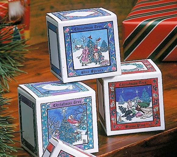 White Christmas Tree Kit