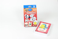 Play and Learn the alphabet with the beloved disney character it will be an easier task as before.