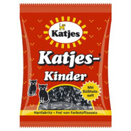Katjes Katzen Kinder 200g, Katjes Kinder Licorice Cat-shaped Drops Licorice Pieces