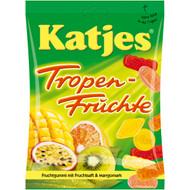 Katjes Tropenfruechte Tropica Fruits Bag of 200 gram / 7 Oz