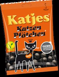 Katjes Katzen Pfoetchen Cat Paw, Bag of 500 Grams / 17.6 Oz