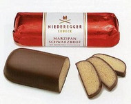 One of germans most unique treats are marzipan. Niederegger made it with love: just almondpaste covered by delicious chocolate makes it so yummy.