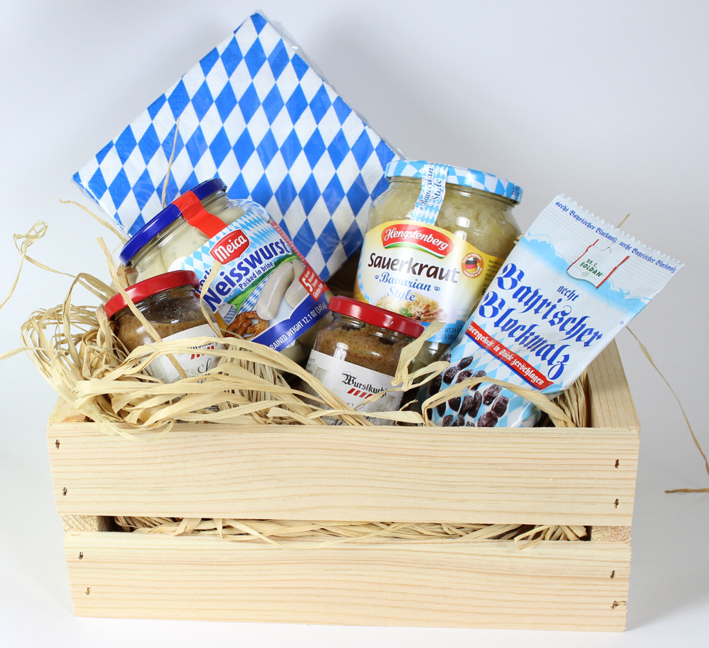 Image 1  sc 1 st  MyGermanCandy & Bavarian Time Gift Tray hamper bavarian specialties not only for ...