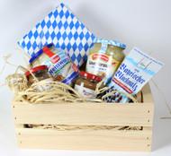 Bavarian Time Gift Tray hamper bavarian specialties not only for Oktoberfest