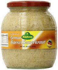 This is the label on the Americanized version. Both are made in Germany to the same recipe.