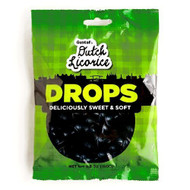 Gustaf's Dutch Licorice Drops sweet & soft Domes  Bag 150g - 5.29oz
