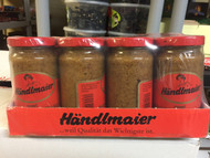 Set of 12 Händlmaier's Sweet Bavarian Mustard, small 230g - 8Oz