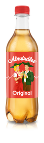 Almdudler Soda ( 0.5l -16.91 floz) PET Bottle