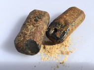 MGC Spejderhagel Brick - SpejderBrick - Lakridsrør Biggest Box 2100 gram / 2.1 KG / 74oz