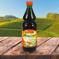 Hengstenberg Dark German Seasoned Vinegar (Wine Vinegar) former Altmeister Wein 750ml - 25.3oz