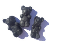 MGC Dutch Drops Licorice Bears original - Sweet not salty soft licorice 175g - 6.1oz