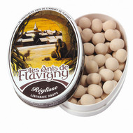 les Anis de Flavigny - Licorice Liquorice French Mint Tin of 50g - 1.7Oz