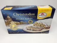 Dr. Quendt Dresdner Christstollen 1000g - 35oz - 2.2lbs Cardbox Gift