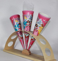 "KidsCone 14.5"" - The Medium One Princesses & Castle"