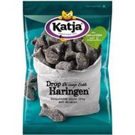 Katja Katjes | Drop Haringen / Licorice Herring | Licorice Soft Candy | 350g - 12.35oz