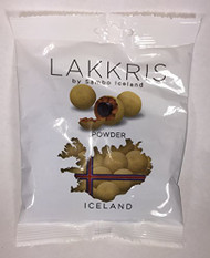 Iceland Lakkris Chocolate Powder Balls 130g - 4.5Oz