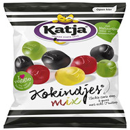 Katja Katjes | Kokindjes Mix | Licorice Candy | 300g - 10.5oz