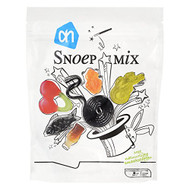 Snoop Mix |Dutch Fruit Gummy| soft licorice & Gummy 250g - 8.8 oz resealable Bag