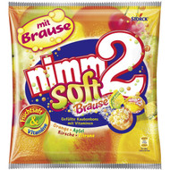Nimm 2 soft with sherbet sweet / Ahoj Brause  Bag of 345g - 12 oz