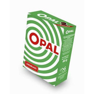 OPAL sugar free Graen Green Icelandic Salmiak Licorice - Salmiaklakkris sykurlaus - to go Box of 40g - 1.4oz