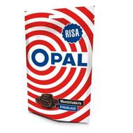 OPAL red sugar free Icelandic Menthol Licorice - Mentollakkris sykurlaus Bag of 100g - 5.5oz
