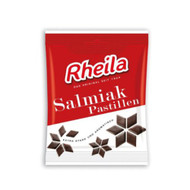 Rheila Salmiak Pastillen (Salty Licorice Bits) 90 g Bag