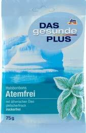 Atemfrei Cough Candy Breath-Free with Essential Oil Bag of 75g - 2.65 oz