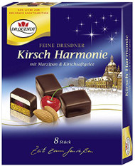 Dr. Quendt Dresdner Cherry Harmony Box of 150g - 5.2oz (Domino Bricks)