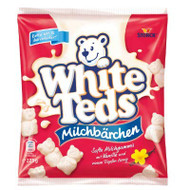 Storck White Teds Vanilla/Honey Milchbaeren Milk Bears Bag of 225g - 7.9oz