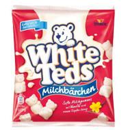 Storck White Teds Vanilla/Honey Milchbaeren Milk Bears Bag of 225g - 7.9oz