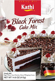 Kathi Black Forest Cake Mix, 14.6 Ounce