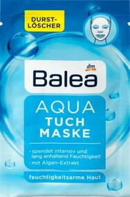 German Aqua cloth mask Durstloescher, 1 pc Spa treatment