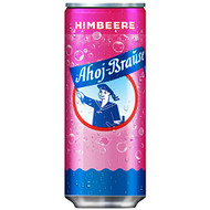 Ahoj-Brause ready mixed Drink raspberry 330ml - 11floz