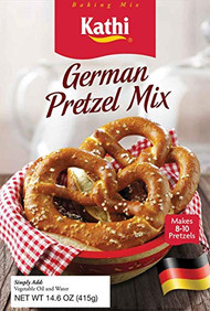 Kathi German Pretzel Baking Mix, 14.6 Ounce