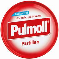 Pulmoll Classic sugar free with Stevia, 50g - 1.76 oz in classic Tin