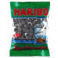 Haribo Denmark Saltbomber chewy licorice, Bag of 325g - 11.4 oz