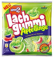 nimm2 Lachgummi - Apfelringe Apple Cots 225g - 7.9oz