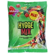 Malaco HyggeMix, Mixture of soft jelly and licorice  Bag of 375g - 13.2Oz