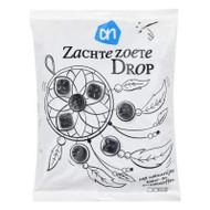 Soft Sweet Black Licorice | Dutch Licorice | XXL Bag | 600gr - 21oz