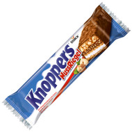 Knoppers Chocolate Bar | Knoppers Crispy & Fluffy Nut Bar | 5x Candy Bar 40g | 7.05oz Total