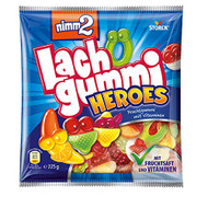 Storck nimm2 Lachgummi Heroes, Bag of 225g - 7.9oz
