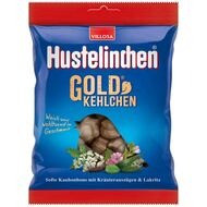 Hustelinchen Goldkehlchen, Chewy Licorice  150g / 5.3oz Bag