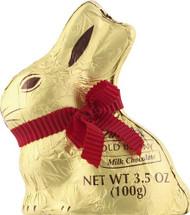 Lindt GOLD BUNNY - Milk Chocolate 100g - 3.5 Oz