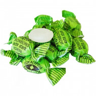 The original and easy recognisable green wrapping identified the original Jahnke classic Eukalyptus + Mentol BonBon