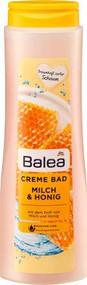Cream bath milk & honey, 750 ml, 25.3oz - plastic bottle