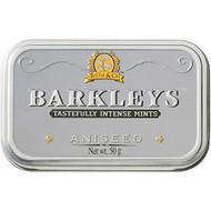 Barkleys Aniseed Mints,  1 x Tin of 50g / 1.7oz
