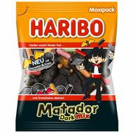 Haribo Germany Matador Dark Mix Bag of 360g / 12.7 oz