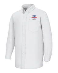 WLI - Oxford Male Long Sleeve - White