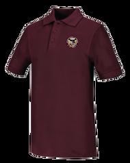 ILT - Polo Short Sleeve - Burgundy