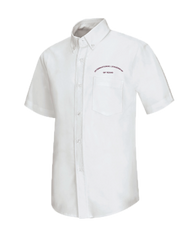 ILT - Oxford Female Short Sleeve - White